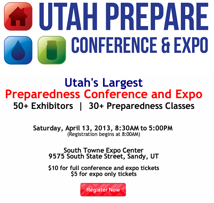 Utah Preparedness Expo